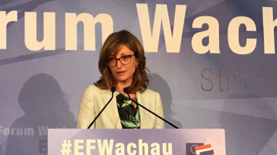 Екатерина Захариева: ЕС излиза по-силен от всяка криза