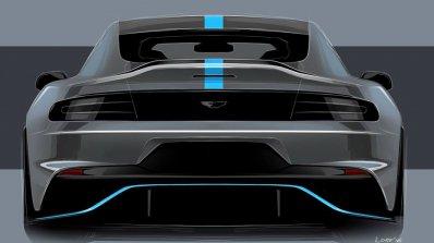 Aston Martin показа как ще изглежда първият електрически автомобил
