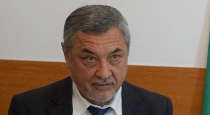 Валери Симеонов: В община Асеновград ще има засилено полицейско присъствие