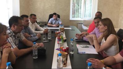 Министър Николина Ангелкова проведе среща с кметове от София област