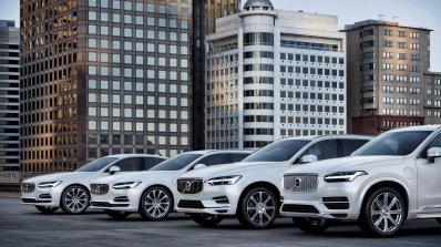 Всяко ново Volvo от 2019-а ще бъде и с електрически двигател