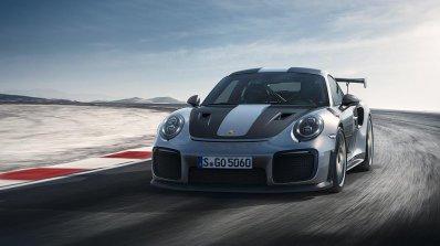 Porsche представи най-мощното 911, правено някога (видео)