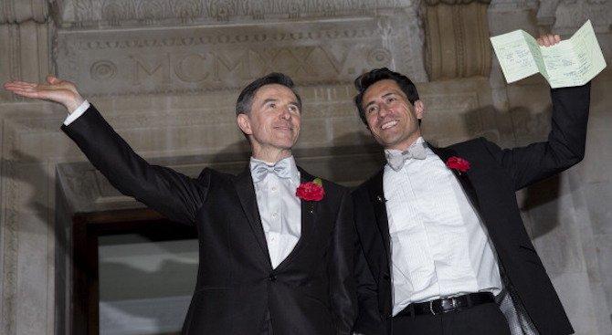 Резултат с изображение за еднополовите бракове.