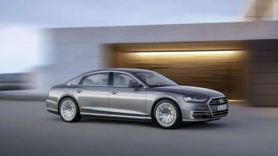 Новият Audi A8: Бъдещето на луксозния клас (видео)