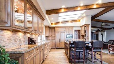 Пълно преобразяване на кухнята. 13 успешни примера