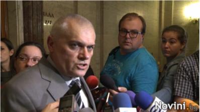 Валентин Радев за оставката: Красимир Янков да бе дошъл на блицконтрола (обновена+видео)