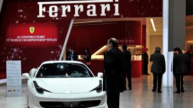 Ако работиш във Ferrari, няма как да си купиш Ferrari