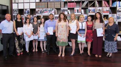 Йотова: Надявам се, че младите и образовани хора ще намират все повече своята реализация в България