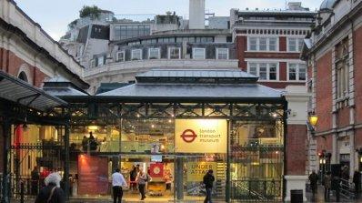 Лондонският музей на транспорта пази над 450 000 експонати (снимки)