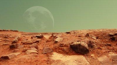 НАСА показа прототип на кола за Марс (видео)