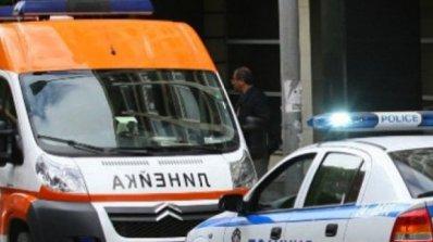 Опашката от автомобили в посока Бургас-Созопол заради катастрофа