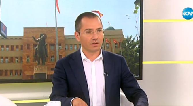 Ангел Джамбазки разкри кой не иска мир на Балканите (видео)