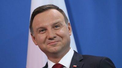 Полският президент подписа един от трите спорни закона за съдебната система