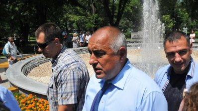 Бойко Борисов заминава на официално посещение в Република Македония