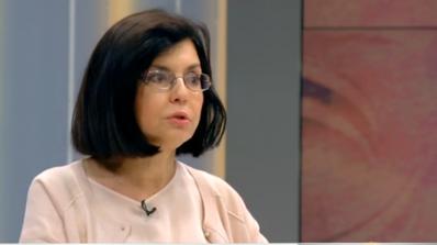 Меглена Кунева: Неподписаните сигнали са най-важният елемент от закона срещу корупцията (видео)