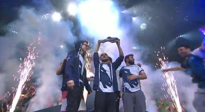 Българин спечели 2 млн. долара от електронни спортове (видео)