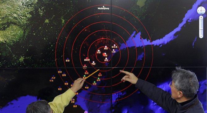 Напрежението между САЩ и Северна Корея разтревожи Европа