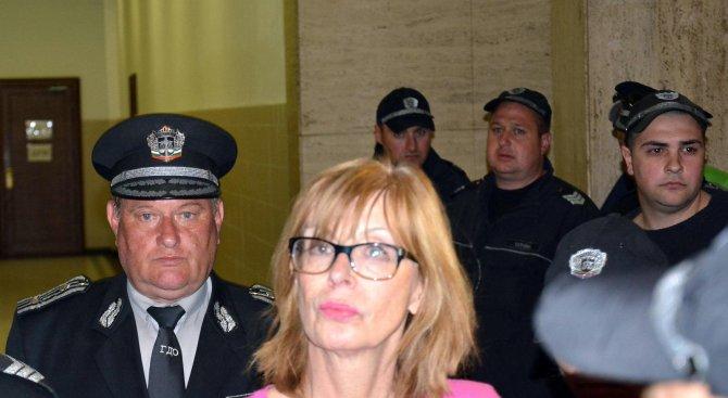Прокуратурата ще протестира връщането на делото срещу Румяна Ченалова
