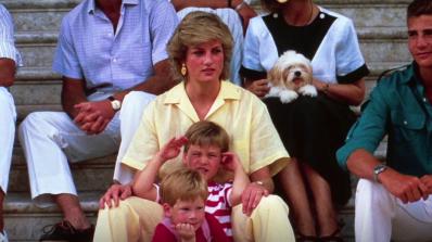 Документален филм разкри кой е бил най-голямата любов на принцеса Даяна (видео)