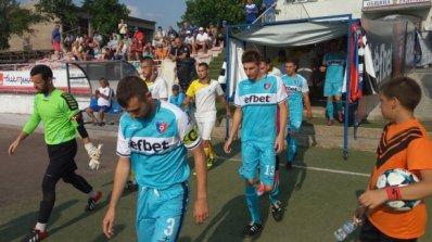 Марица с първи три точки за сезона, удари Струмска слава в луд мач с 9 гола