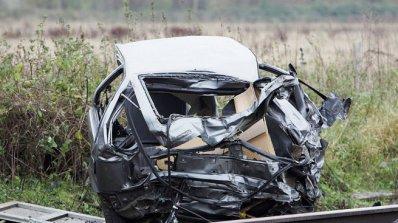Възрастни мъж и жена починаха при тежка катастрофа на пътя Котел-Омуртаг