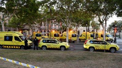 3-годишно момиченце е една от жертвите на терора в Барселона (снимки+видео)
