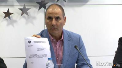 Цветанов: Нинова да се засрами, извърши очевидна манипулация