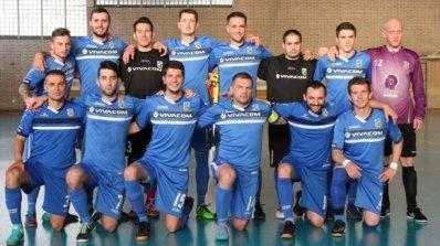 """Левски """"София-Запад"""" стартира мощно в UEFA Futsal Cup, играч на """"сините&a"""
