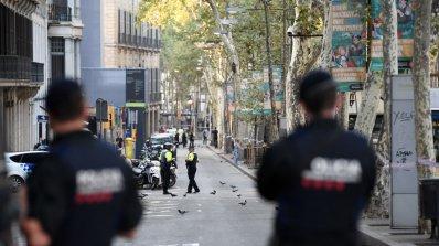 Терористите от Барселона готвели много по-мащабни атаки
