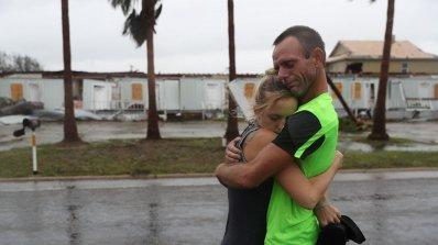 Ураганът Харви взе жертви (обновена)