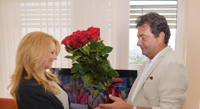 Константин Каменаров зае поста си на генерален директор на БНТ (снимки)