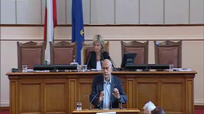 Павел Шопов към земеделския министър: Виждал ли сте как пчелите умират в страшни мъки? (видео)