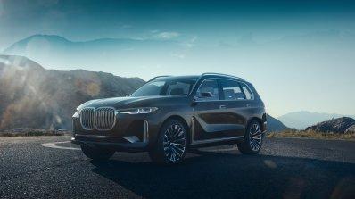 BMW показа големия X7 iPerformance (снимки)