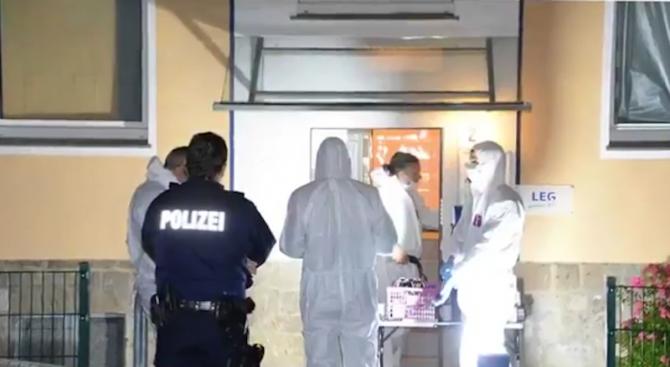 Германец закла българка и 6-годишния й син (снимка+видео)