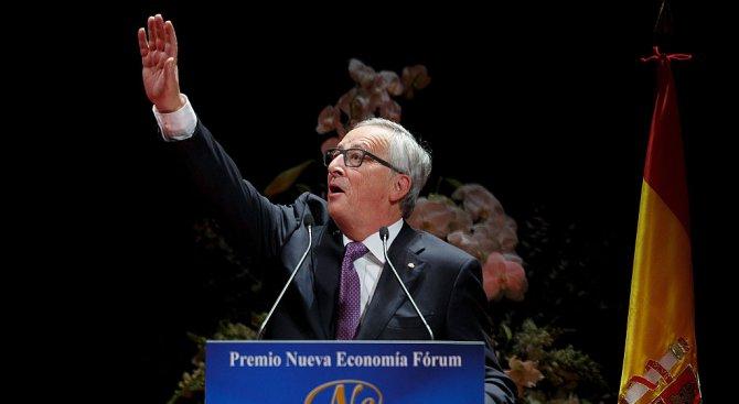 Жан-Клод Юнкер: Да открием Шенген за България и Румъния незабавно (обновена)