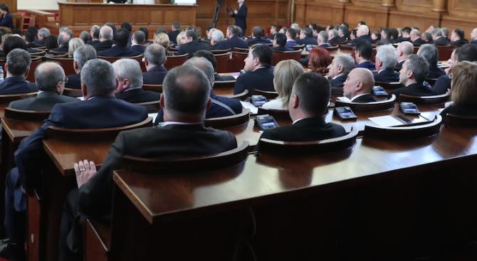 Мнозинството в парламента отхвърли предложените от БСП промени в Закона за храните