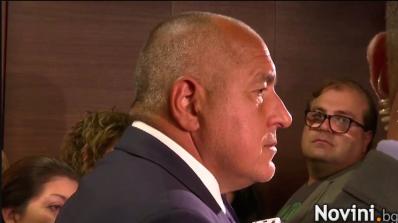 Борисов: Няма търкания в управляващата коалиция (видео)