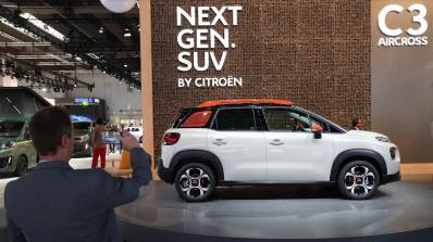 Най-новият кросоувър на Citroen пристига за Sofia Motor Show