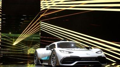 Новата хиперкола на Mercedes-AMG ще се произвежда заедно с Ф1 болидите