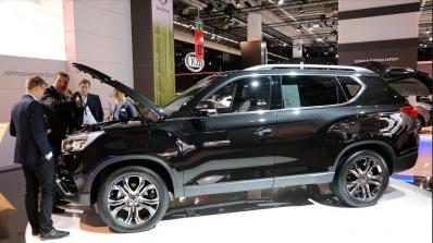 Премиера на южнокорейския SUV-специалист SsangYong Rexton G4 в София