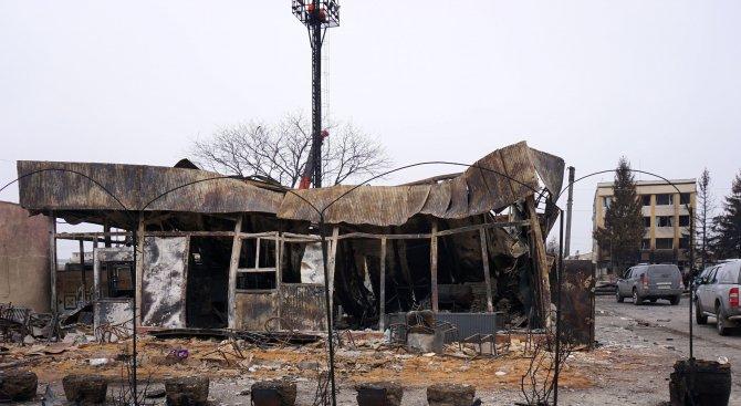 Започва делото за обезщетения след взрива в Хитрино