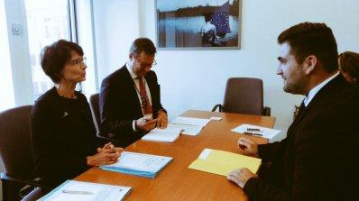 Андрей Новаков: Почти 60 000 младежи в България са започнали работа благодарение на програми на ЕС