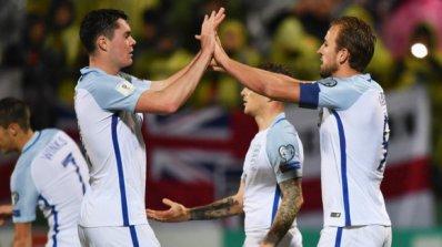 Англия разочарова при поредната си победа (видео)