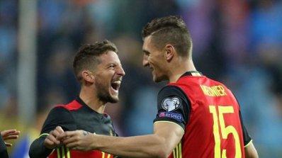 Белгия почти спря Босна за плейофа, втори от Манчестър Юн с травма (видео)