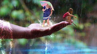 Оранжев код за обилни валежи е обявен за днес за 18 области на страната