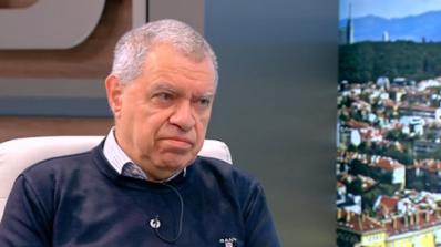 Проф. Константинов: Борисов и Радев да седнат и да се разберат. България има нужда от единство