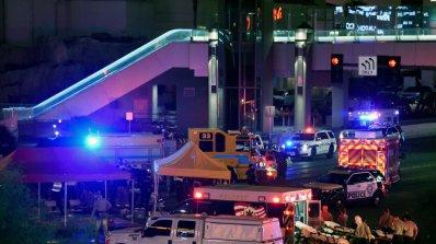 В дома на стрелеца от Лас Вегас са открити оръжия, експлозиви и боеприпаси