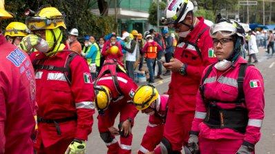 В Мексико бе извадено последното тяло на жертва на земетресението от миналия месец