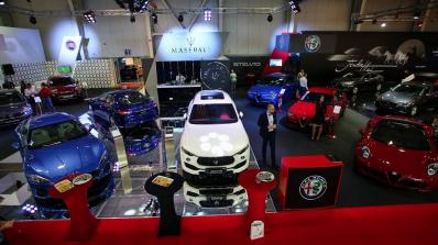 Вълнуващи премиери от Италия и Япония – Alfa Romeo, Fiat и Suzuki на Автосалон София 2017