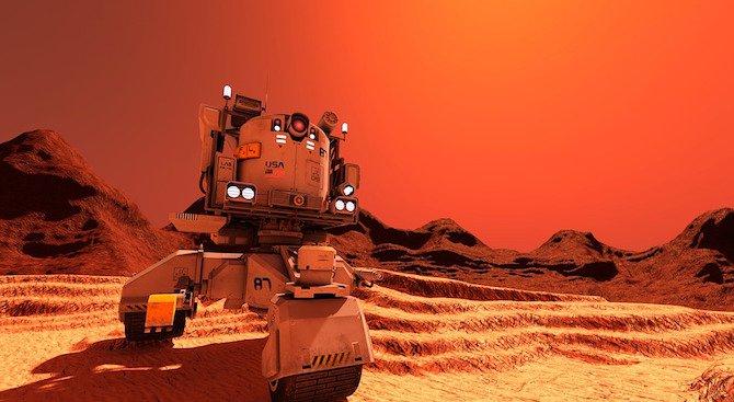 НАСА е готова да променя ДНК на астронавтите
